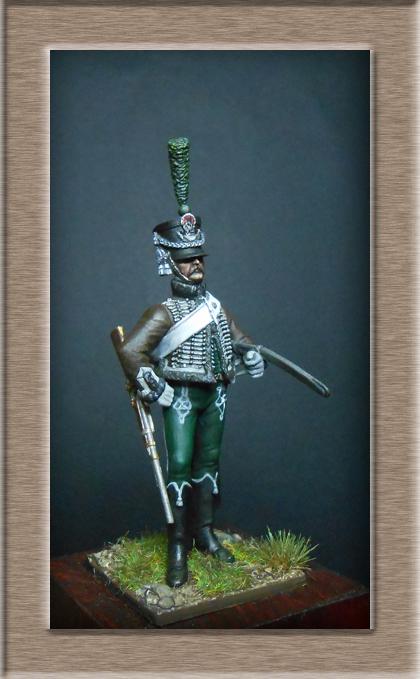 Hussard du 13è régiment Bacciochi 1813 Dscn5224