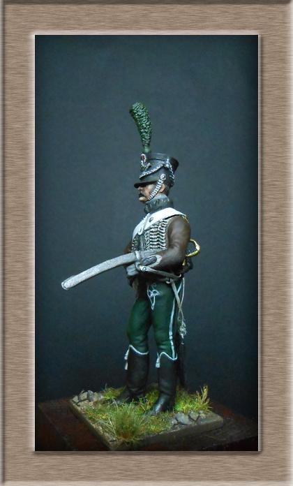 Hussard du 13è régiment Bacciochi 1813 Dscn5225