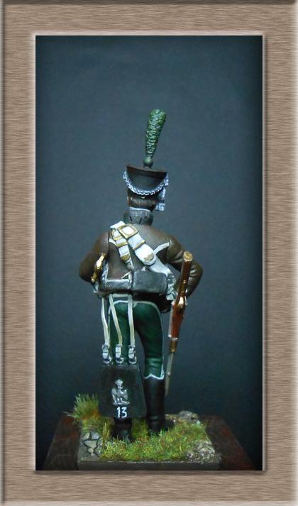 Hussard du 13è régiment Bacciochi 1813 Dscn5227