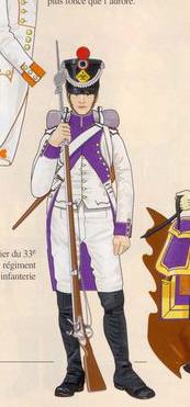 Grenadier 15e régiment Infanterie de la ligne Espagne 1807 MM 54m (modifications)  - Page 18 Fe0e1410