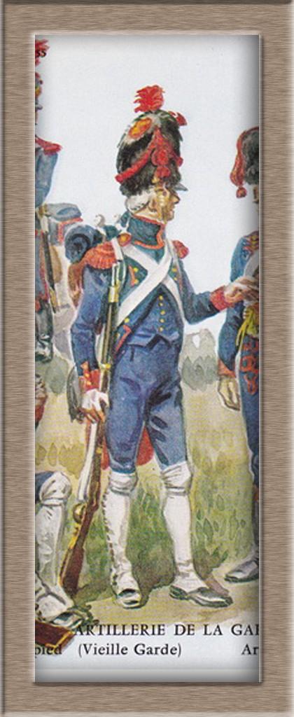 Grenadier 15e régiment Infanterie de la ligne Espagne 1807 MM 54m (modifications)  Histor10