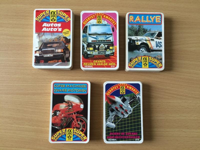 Les jeux d'atout Quartet (Top Ass, Ducale, Dujardin) Image98