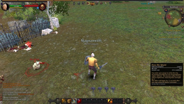 Magnan part en croisade (Warhammer Online) Magnan27