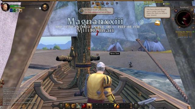 Magnan part en croisade (Warhammer Online) Magnan40