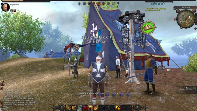 Magnan part en croisade (Warhammer Online) Magnan49