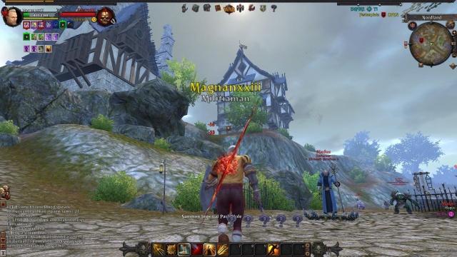 Magnan part en croisade (Warhammer Online) Magnan61