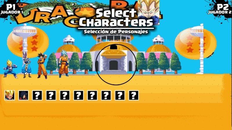 como crear animated seleccion chars animados(sencillisimo,sin programacion). Mugen010