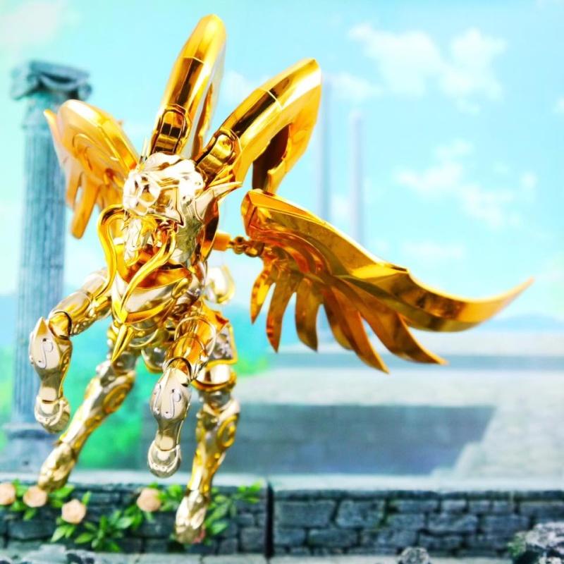 [Comentários] - Saint Cloth Myth EX - Soul of Gold Shura de Capricórnio - Página 4 13062310
