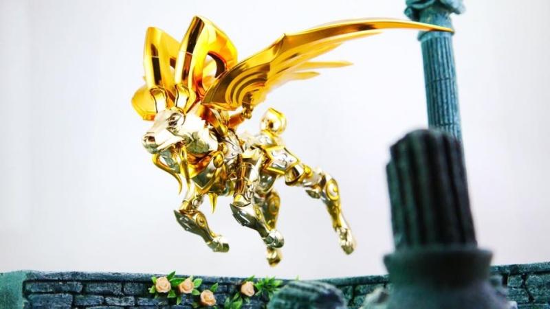 [Comentários] - Saint Cloth Myth EX - Soul of Gold Shura de Capricórnio - Página 4 13124911