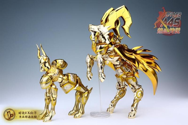 [Comentários] - Saint Cloth Myth EX - Soul of Gold Shura de Capricórnio - Página 4 13165911
