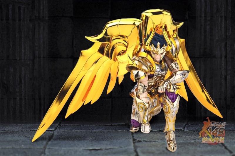 [Comentários] - Saint Cloth Myth EX - Soul of Gold Shura de Capricórnio - Página 4 13220810