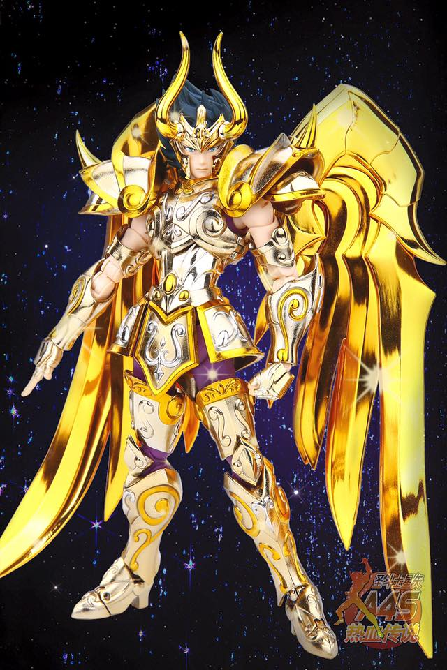 [Comentários] - Saint Cloth Myth EX - Soul of Gold Shura de Capricórnio - Página 4 13226710