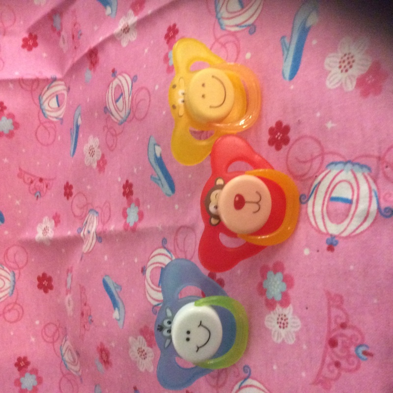 Bebe dubon funny face pacis for sale Image12