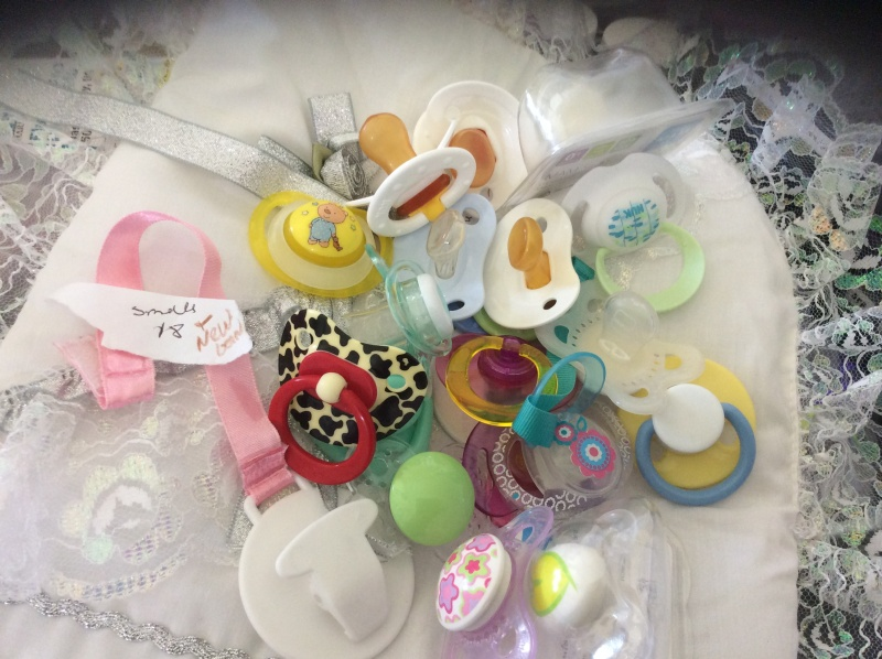 3 lots of pacis for sale Image17