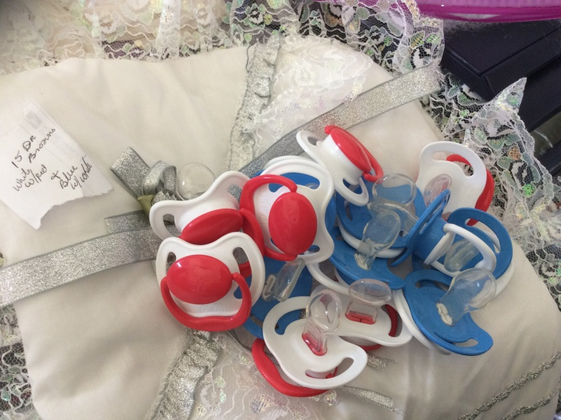 3 lots of pacis for sale Image18
