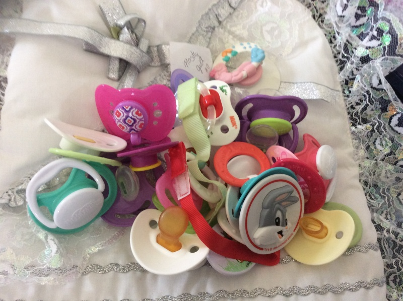 3 lots of pacis for sale Image19