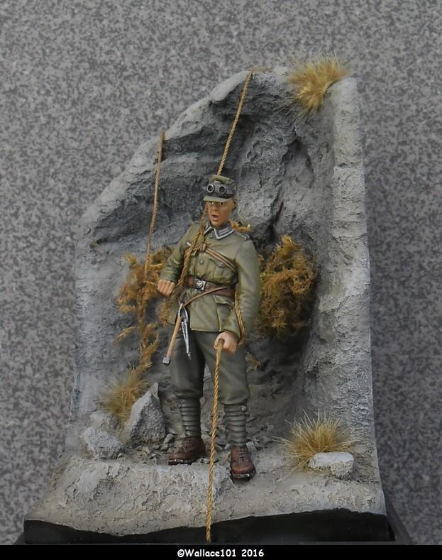 Unteroffizier Gebirgstruppe 1942/43 54mm Royal Model Sans_t17