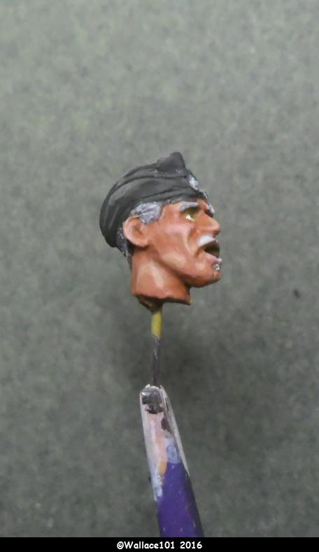 MG34 gunner Darius Minatures 1/35 terminé ! - Page 2 Visage17