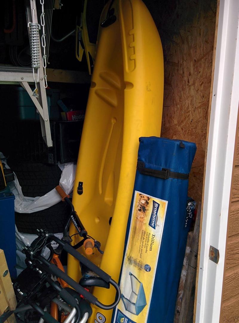 Kayak pélican pour enfant **vendu** Kayakj10