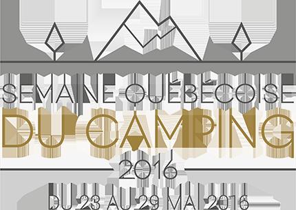 Semaine québécoise du camping Logo10