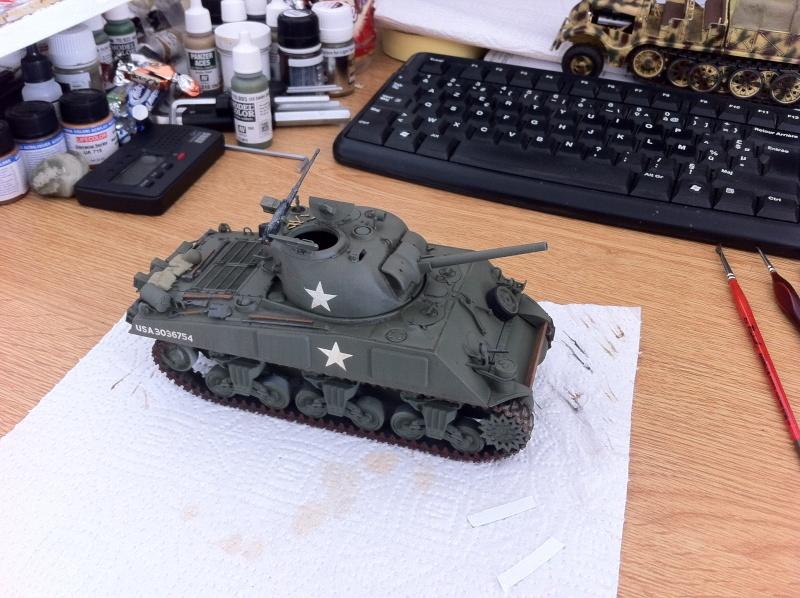 Sherman - Sherman M4A3 Img_1922
