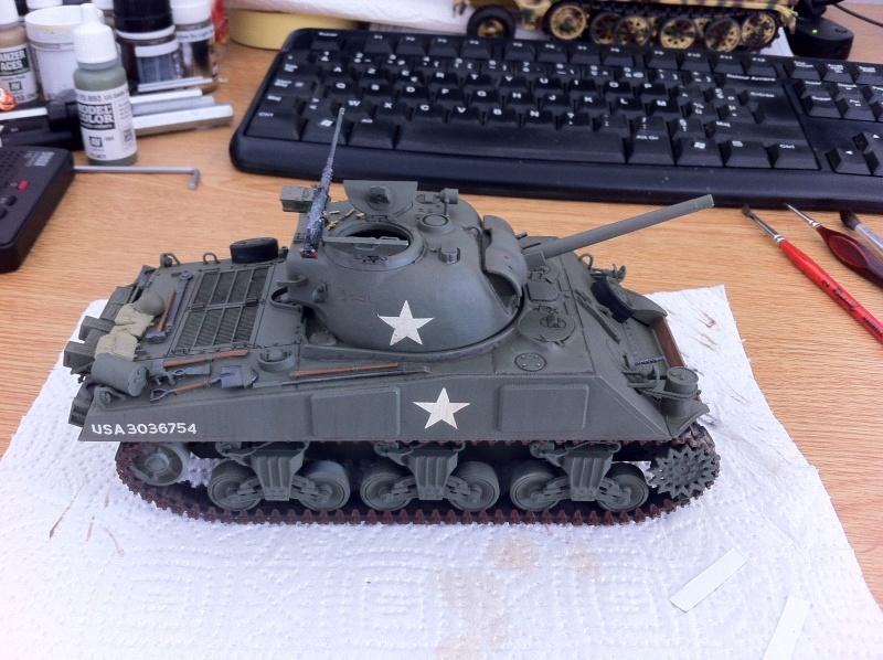 Sherman - Sherman M4A3 Img_1923