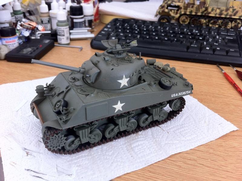 Sherman - Sherman M4A3 Img_1924