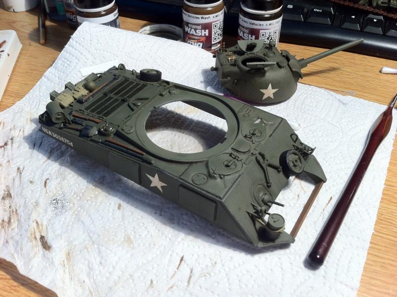 Sherman - Sherman M4A3 Img_1926
