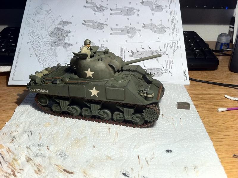 Sherman - Sherman M4A3 Img_1929