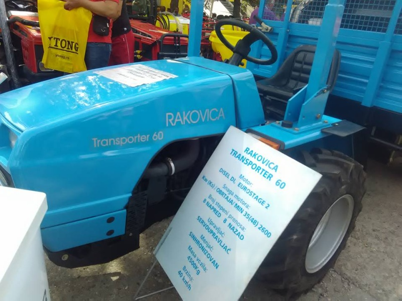 Traktor Rakovica Transporter 60 13241310