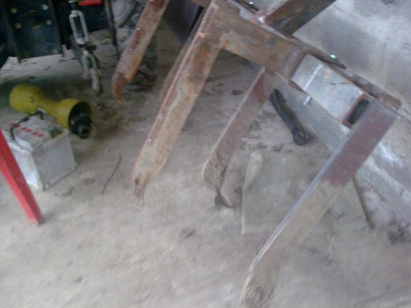 Podrivači za male traktore  Slika011