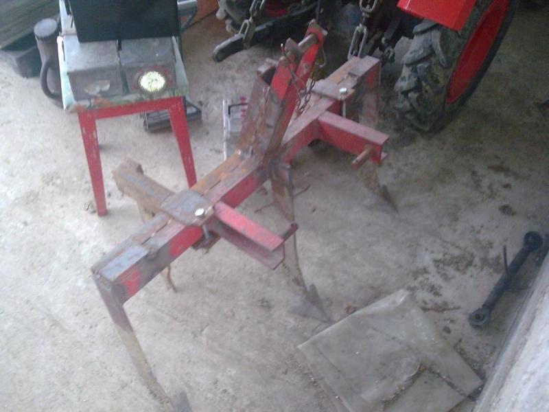 Podrivači za male traktore  Slika012