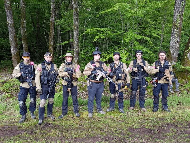 AIRSOFT TEAM INFIDEL
