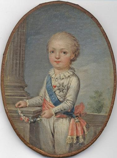 Marie Antoinette et sa famille par Ribou M5052010