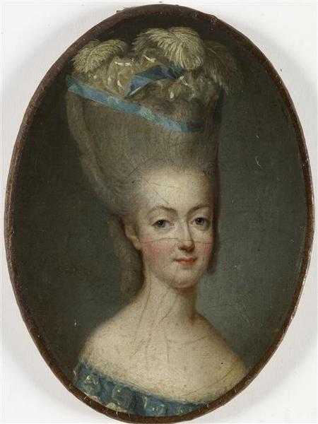 Marie Antoinette et sa famille par Ribou M5052011