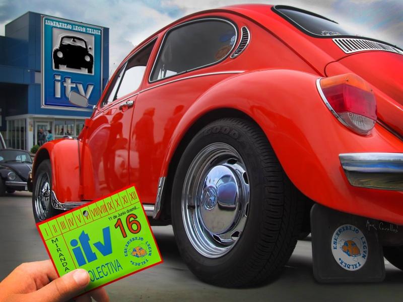 Salida ELT Junio - Día 11 ITV  Itv10