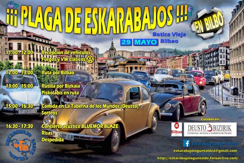 IV Plaga de escarabajos Bilbao - 29 mayo Plaga10