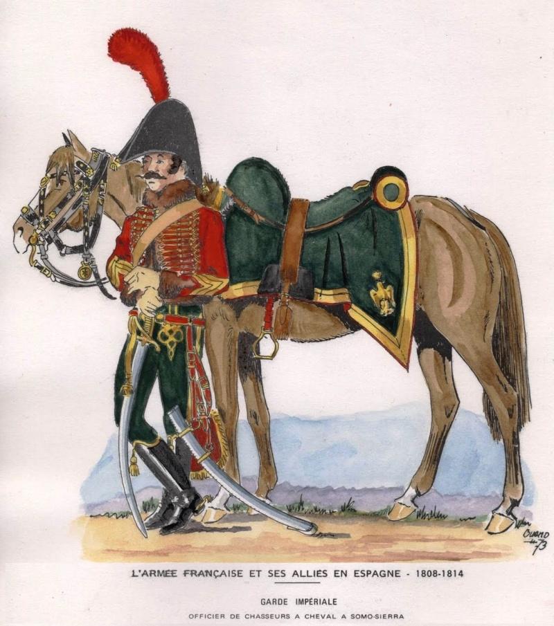 Staff Imperial Francais 1/72 1516
