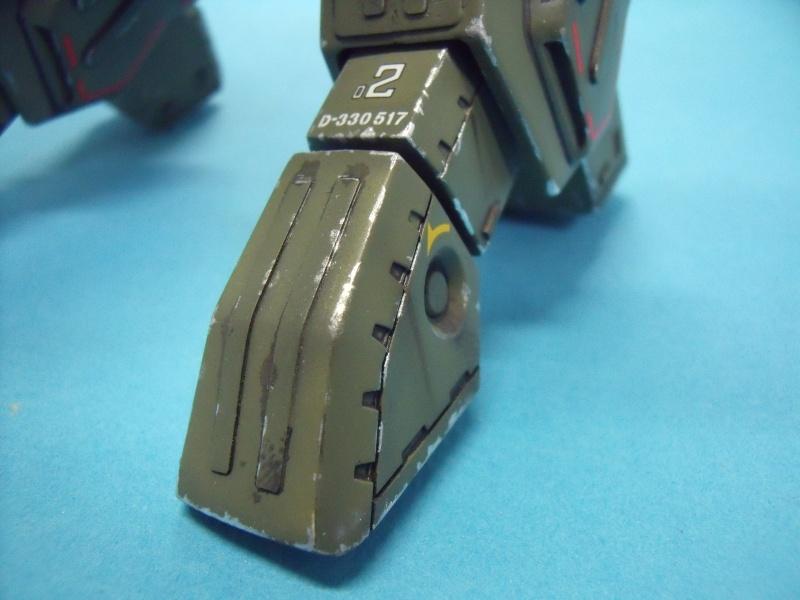 """Macross """"Destroid spartan  MBR-07 MKII 1/72 bandai 2016_021"""