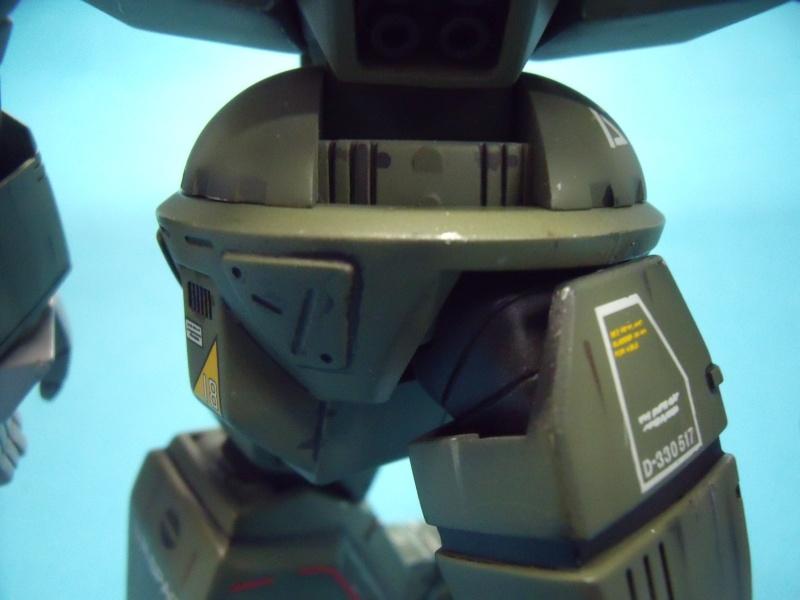 """Macross """"Destroid spartan  MBR-07 MKII 1/72 bandai 2016_024"""