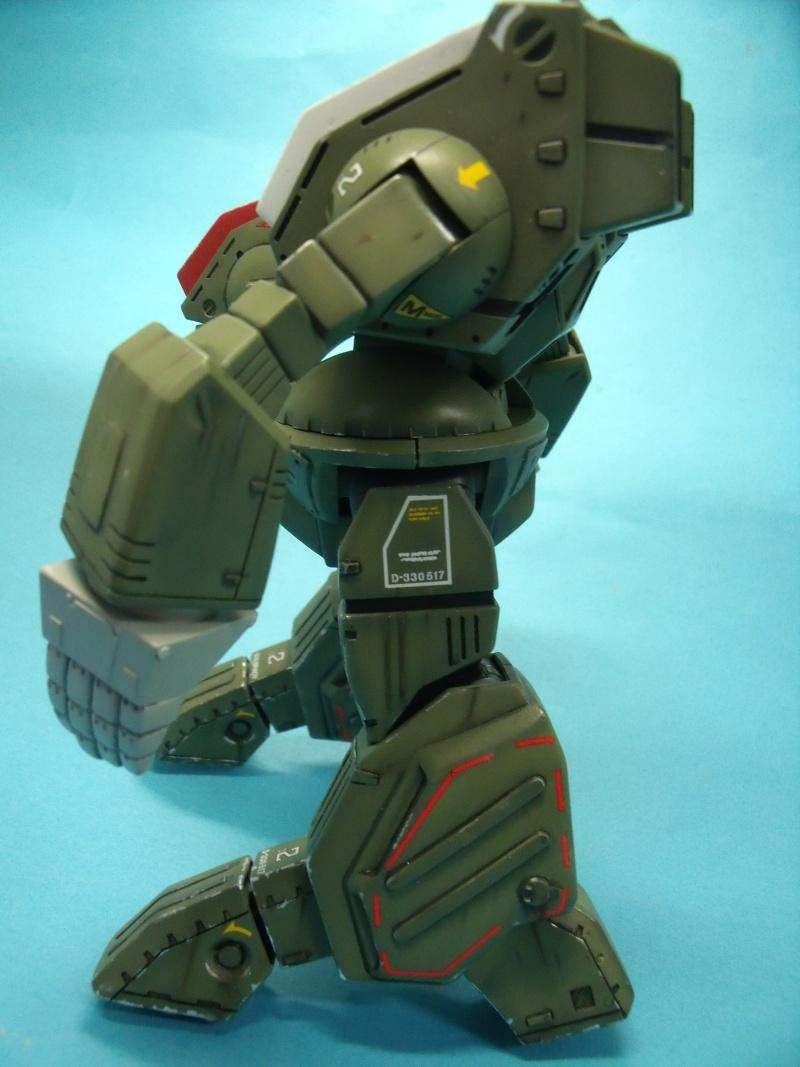 """Macross """"Destroid spartan  MBR-07 MKII 1/72 bandai 2016_030"""