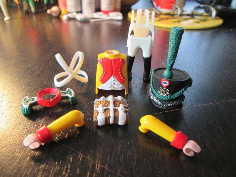 Mes Customs Playmobil ! Voltig10