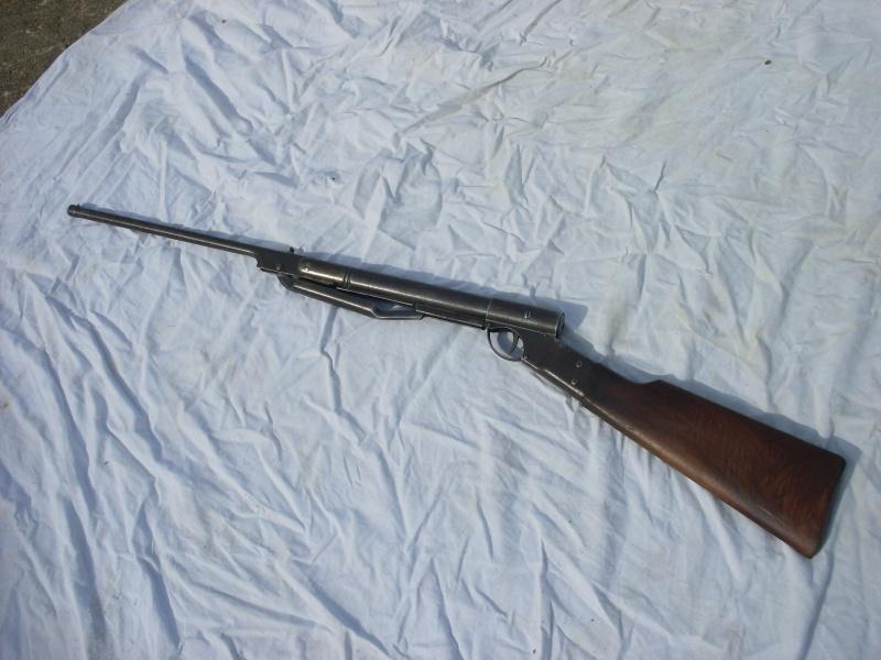 ancienne carabine diana  mod 20 a air comprimé. Sdc12020