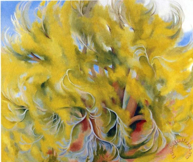 keeffe - Georgia O'Keeffe [peintre] - Page 3 A55
