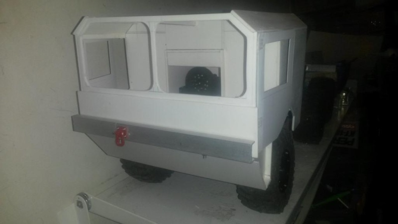 Projet Chassis 6x6 RED MAN - Page 6 20160413