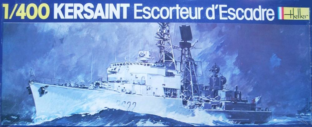 Escorteur d escadre T 47 KERSAINT 1/400ème Réf L 542 Kersai10
