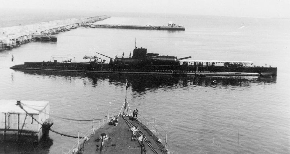 sous-marin Surcouf 1936 Surcou25