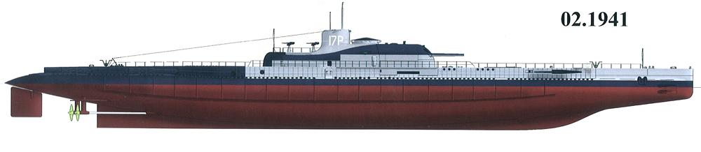 sous-marin Surcouf 1936 Surcou26