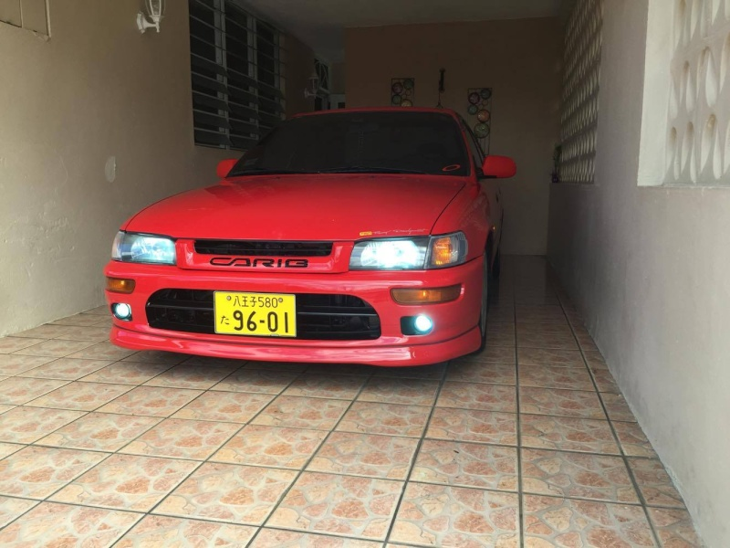 My Corolla Red from Puerto Rico 12986510