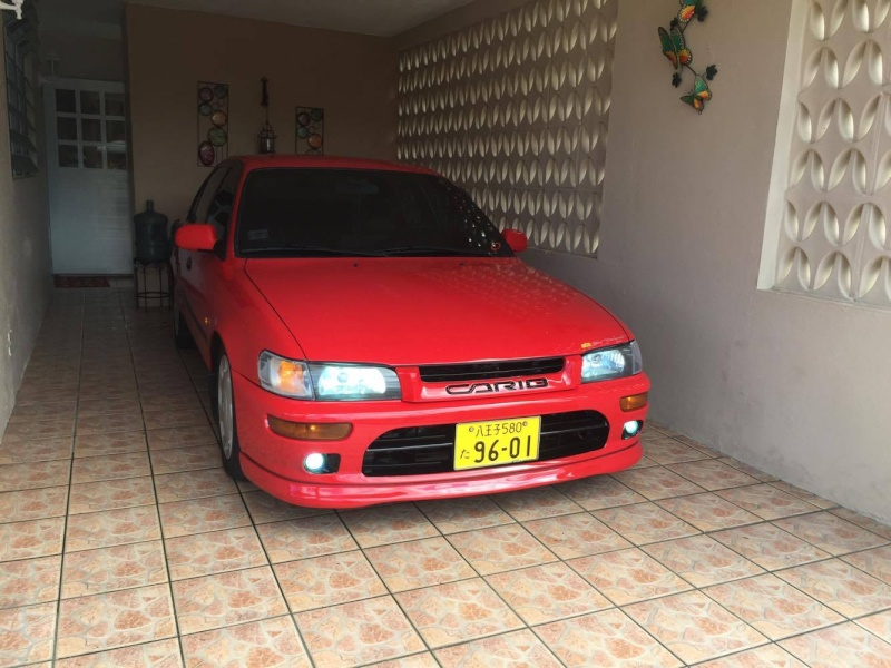 My Corolla Red from Puerto Rico 13016410